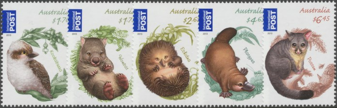 2013: Australian Bush Babies (2nd Series) Set of 5