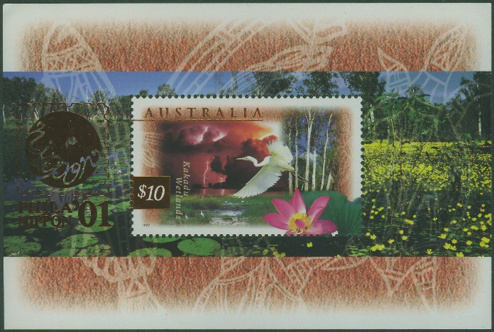 1997: SGMS1686 Fauna and Flora (2nd series) PhilaNippon 01