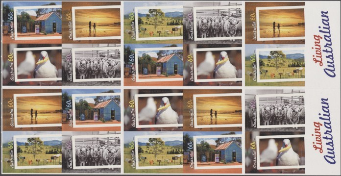 2012: Living Australian (2nd Issue) Booklet