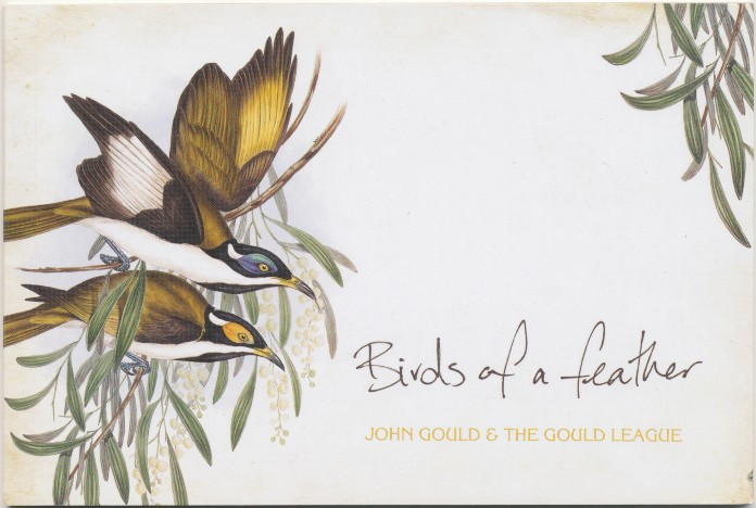 2009: Prestige Booklet SG SP177 $12.95 Australian Songbirds