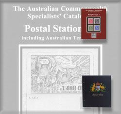 Australian Stamp Catalogues and Stamp Albums