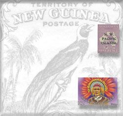 Papua & New Guinea Stamps