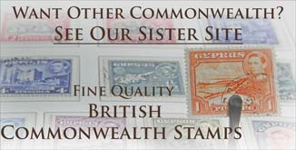 Steve Irwin British Commonwealth Stamps