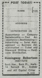 ASCS Advert No.15b