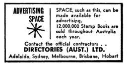 ASCS Advert No.20a