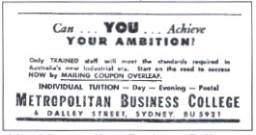 ASCS Advert No.22