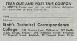 ASCS Advert No.25c