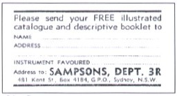 ASCS Advert No.31