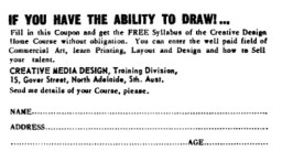 ASCS Advert No.50
