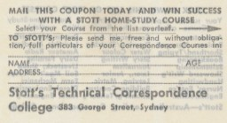 ASCS Advert No.64c