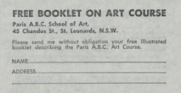 ASCS Advert No.70A