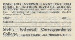 ASCS Advert No.74a