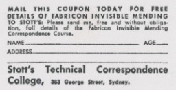 ASCS Advert No.74b