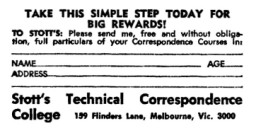ASCS Advert No.81b
