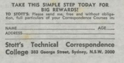 ASCS Advert No.81c