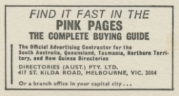 ASCS Advert No.83b