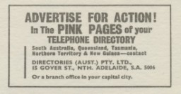 ASCS Advert No.86a