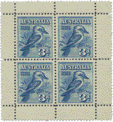 Australian 1928 Exhibition Miniature Sheets