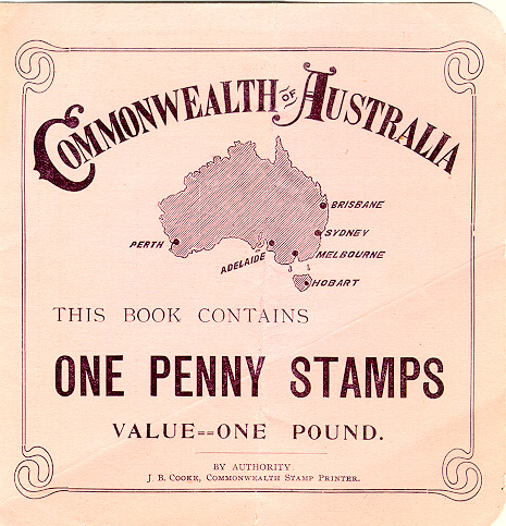 First Australian Booklet
