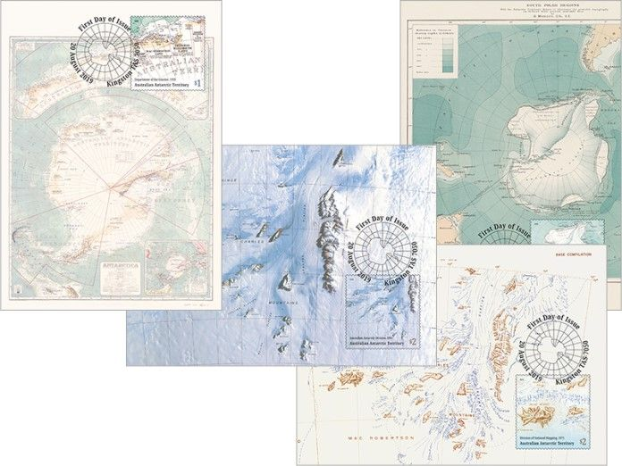 AAT Maximum Cards SG 295-8 Mapping the AAT set of 4